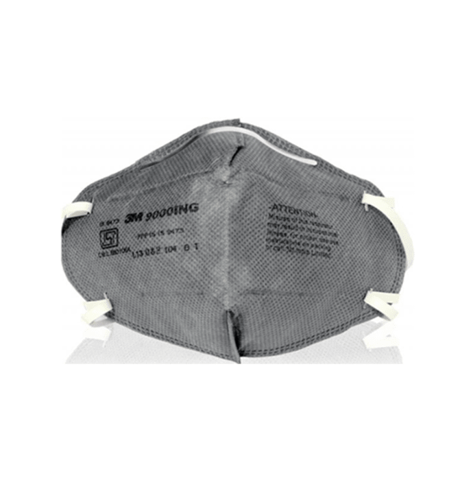 3m 9000 ing particulate respirator mask pack of 10