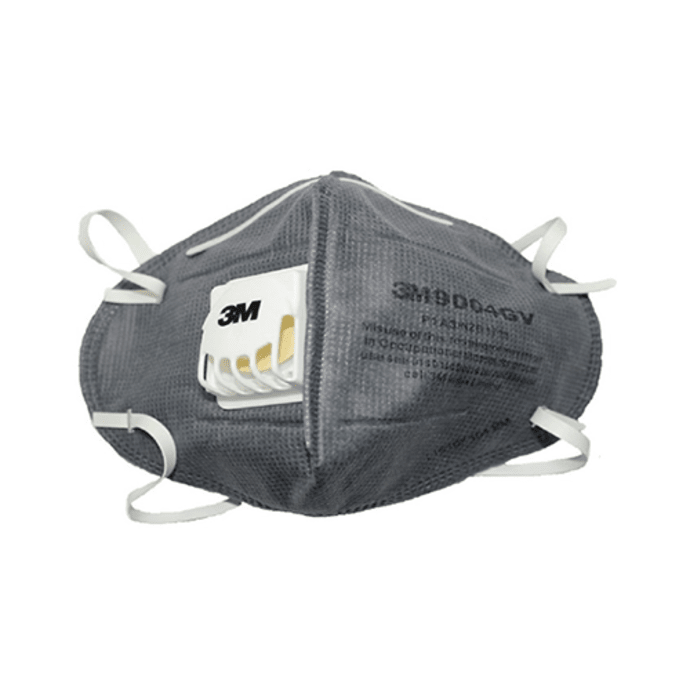 3m 9004gv particulate respirator mask pack of 10