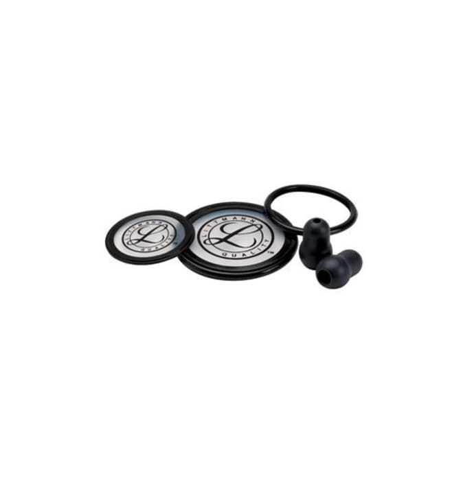 3m littmann cardiology iii spare parts kit black