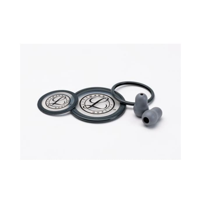 3m littmann cardiology iii spare parts kit grey