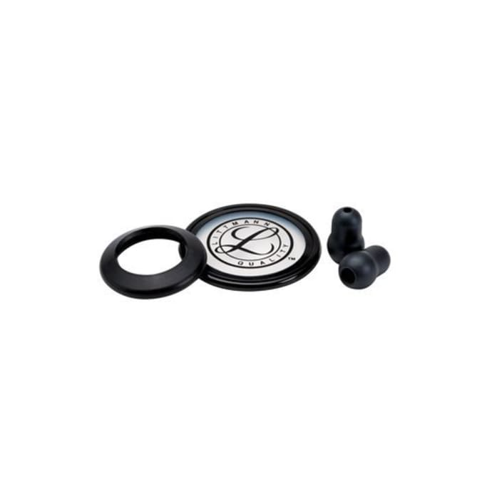 3m littmann classic iii spare parts kit black