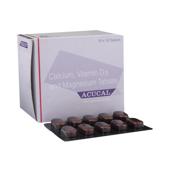 Acucal tablet